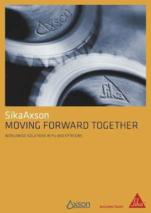 SikaAxson Moving forward together